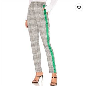 Lovers & Friends tailored track pant